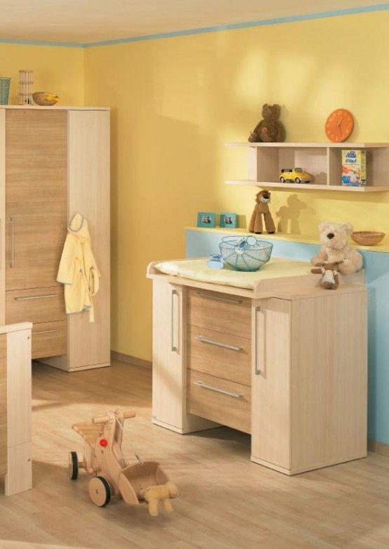 Wunderbar Baby Room Decor Ideas From Paidi
