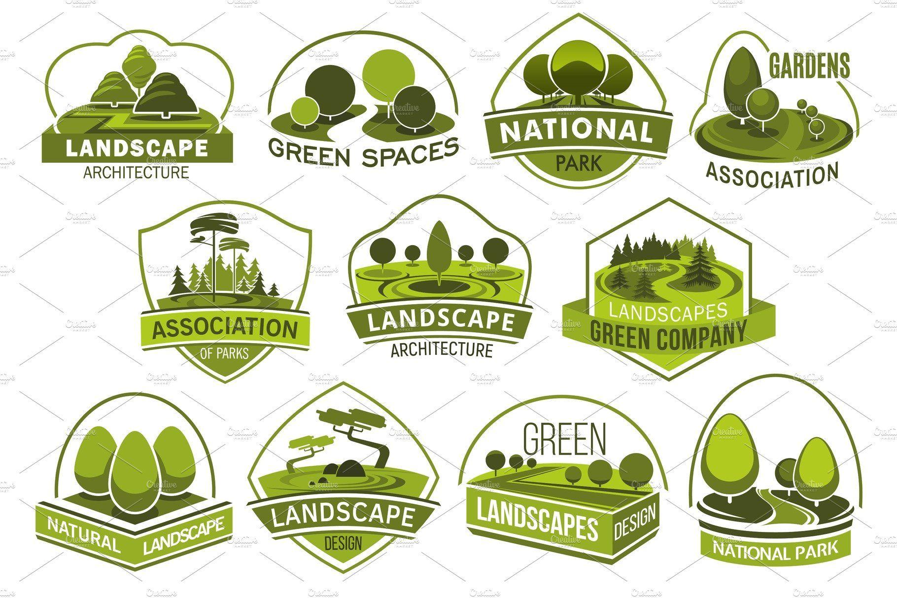 Landscape Park And Garden Design With Images Landscape Design