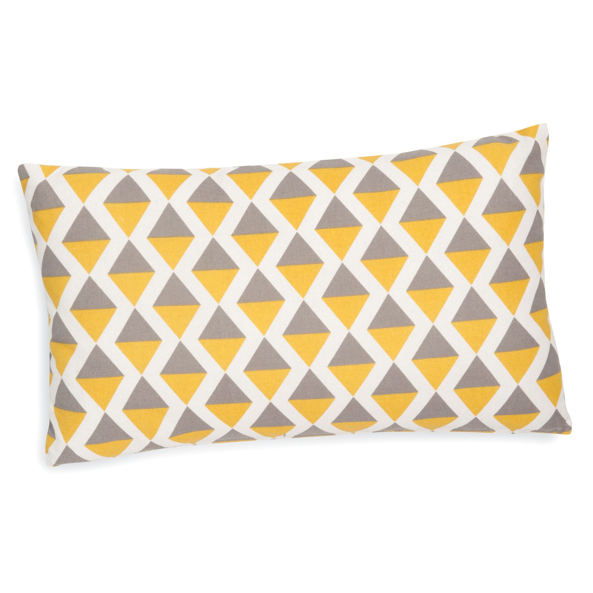 textile coussin t 39 aies d 39 oreilles gris jaune housse. Black Bedroom Furniture Sets. Home Design Ideas