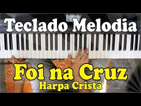 Youtube Teclado Harpa
