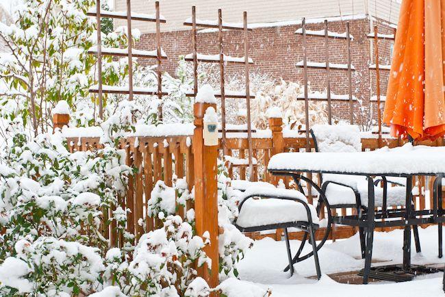 Winterizing Your Patio Furniture Indoor Patio Furniture Outdoor Patio Decor Patio Furnishings