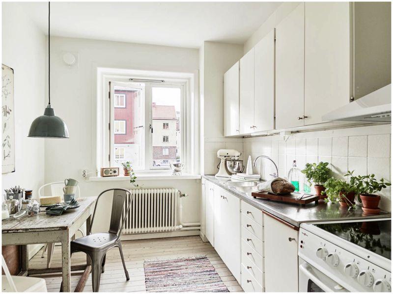 Bildergebnis für platzset filz weiß melange Signature Desk - ideen für kleine küchen