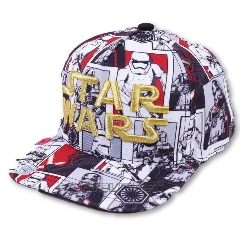 aff65a467c1 Star Wars Embroidery Baseball Cap