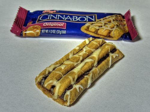 Kellogg's Cinnabon Bars!