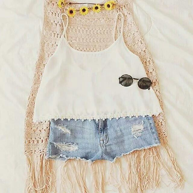 Flower power outfit!