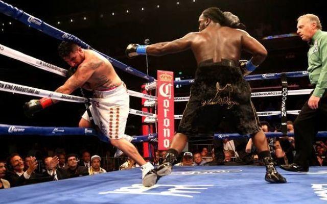 Pugilato: E' Stiverne l'erede di Vitali Klitschko #pugilato #boxe #boxing #klitschko