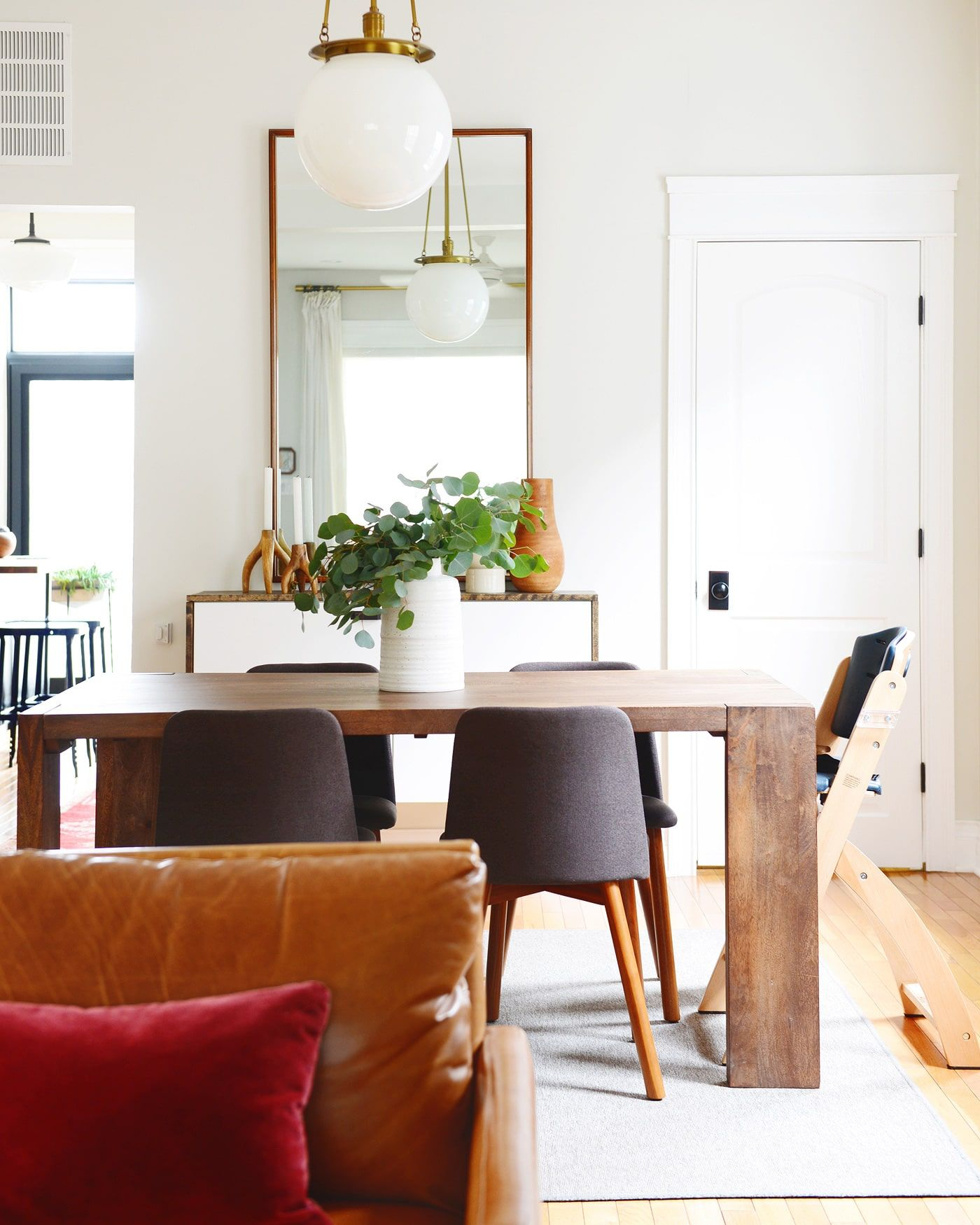 5 General Rules To Mixing Wood Tones Hearth Room Decor Dining