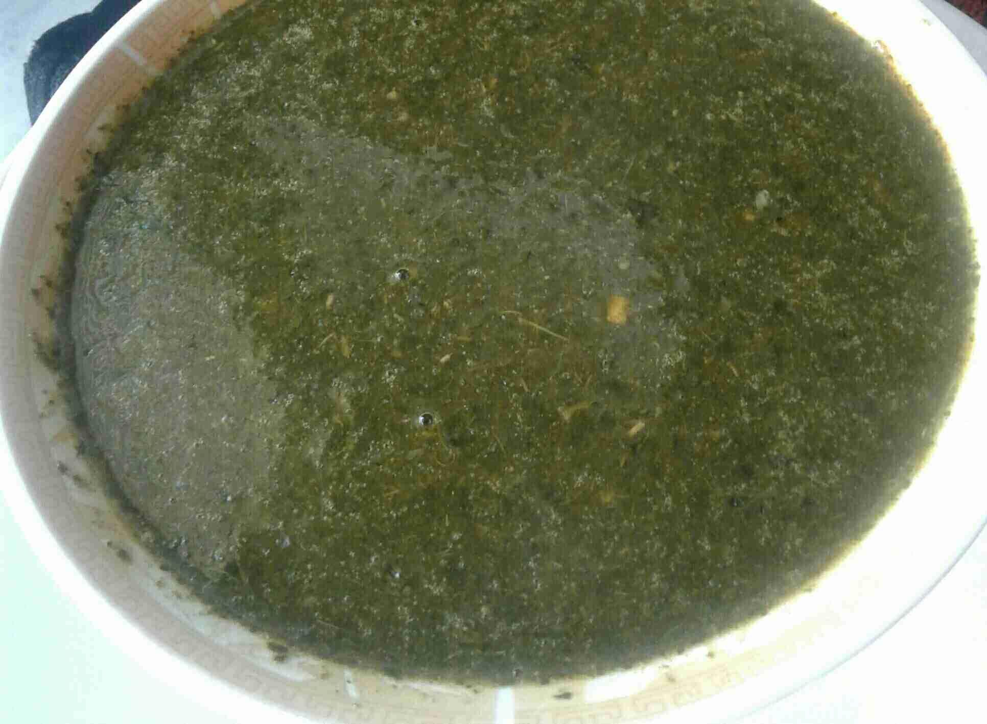 طريقة الملوخية المجمدة How To Dry Basil Herbs Basil