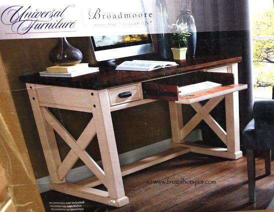 Universal Furniture Broadmoore Writing Desk Costco Frugalhotspot Wishlist