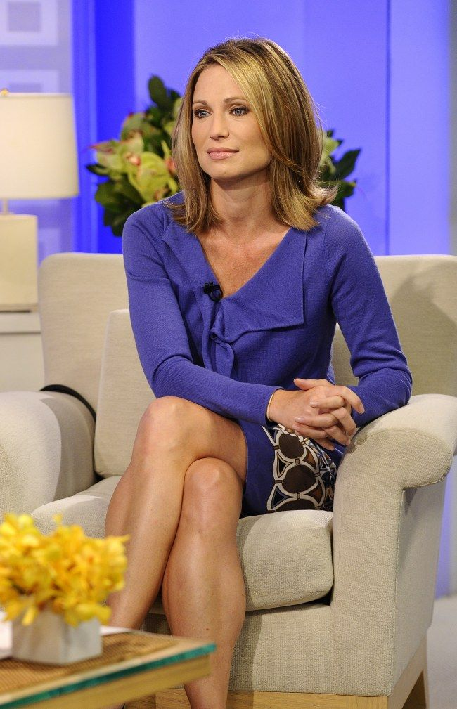 Amy Robach...so sensual | Beautiful Women Sportscasters and News Reporters | Pinterest | Amy robach