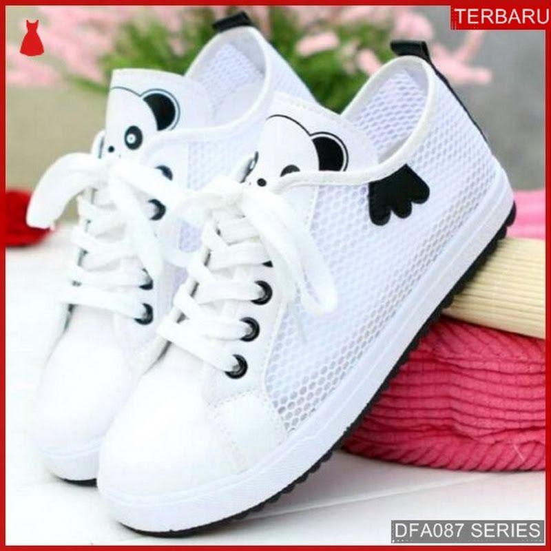 Dfa087t37 Td09 Sepatu Sneakers Anasera Panda Dewasa 6232 Suede