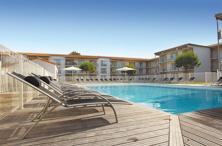 Résidence club vacances La Rochelle : MMV Le Domaine du Château, hôtel à La Rochelle /recommandé par Marjoliemaman juillet 2014