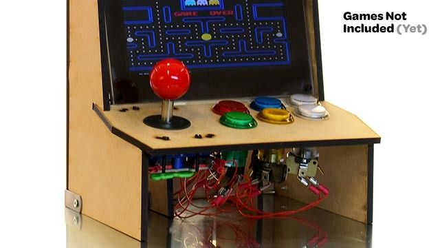 MAME > PS4 | New Office | Arcade cabinet kit, Arcade, Pi arcade