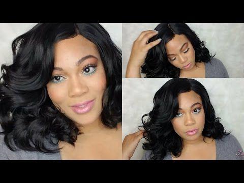 Short GLAMOROUS Hair! |Zury Sis LU Wig Review