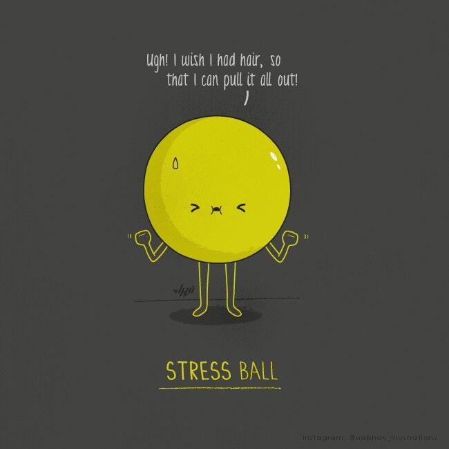 Haha Stressed Out Stress Ball Xd Stress Balls Stress Balls