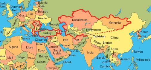 الأشرار الثلاثة الرئيسيين في الشرق الأوسط - بقلم مهندس طارق محمد عنتر