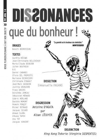 Dissonances 30 Que Du Bonheur Bonheur Critique Littéraire Virginie Despentes