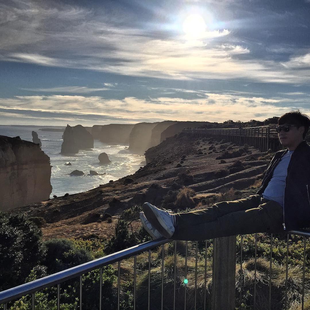 """죽기전에 가봐야할 곳 """"Great Ocean Road"""" Twelve Postles (12사도) . . . #australia#greatoceanroad#driveing#twelveapostles#호주#그레이트오션로드#죽기전에가봐야할곳#드라이빙#바다길#12사도 by terry.ji"""