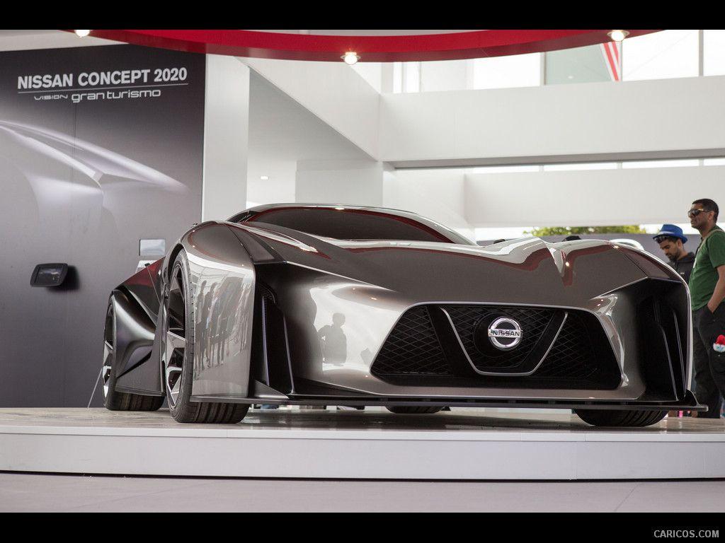 Nissan Concept 2020 Vision Gran Turismo Nuevo Gtr Nissan Nissan Gt R Car