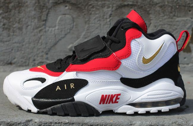 brand new 21cc2 34c42 Nike Air Max Speed Turf San Francisco 49ers nike air turf. Image is loading  Vintage 1997 Nike Air Turf Marauder Mid Black