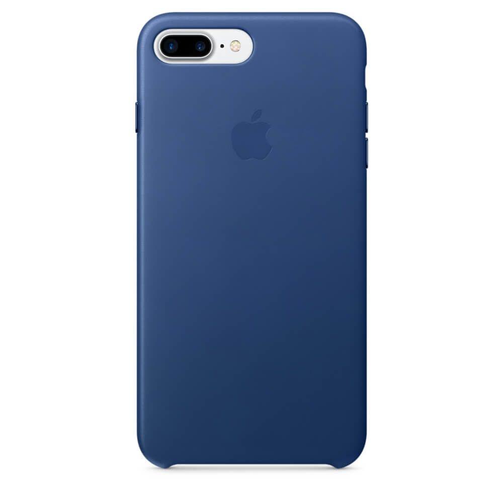 Funda Silicone Case para el iPhone 8 Plus/7 Plus - Rosa arena