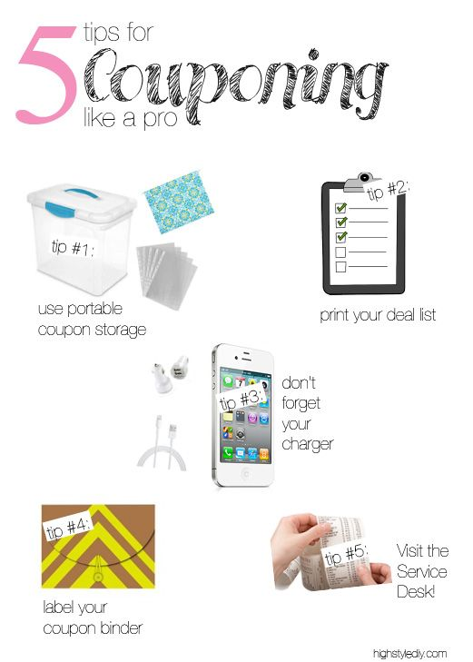 5-tips-for-couponing-like-a-pro