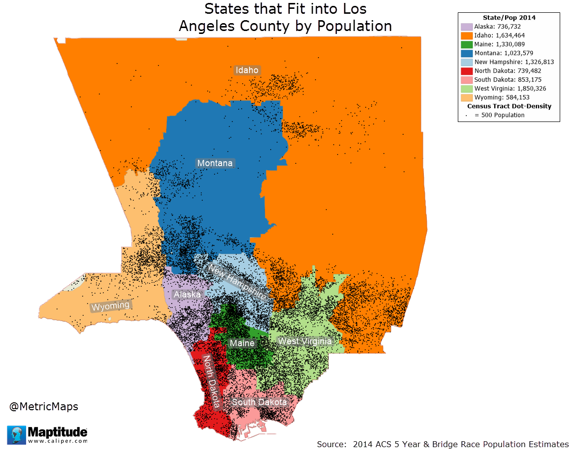 Favd Mapsontheweb April 01 2016 At 07 54pm Los Angeles County Los Angeles Angel