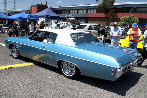 1969 Chevrolet Impala Custom Coupe Chevrolet Impala Impala Chevrolet