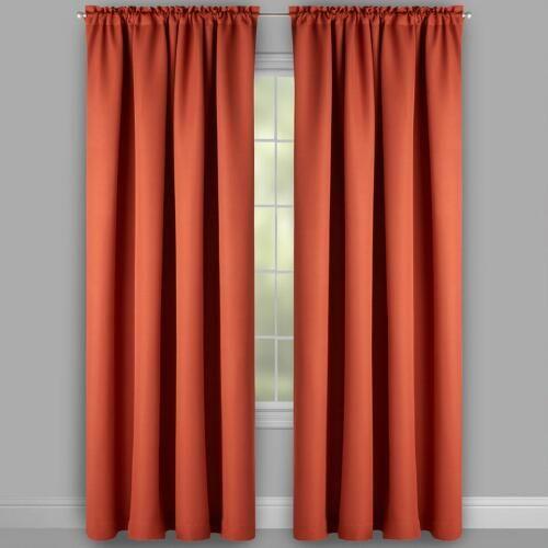 Grommet Curtain Panels