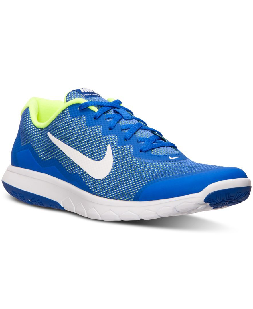 f844afaf3f5e Nike Men s Flex Experience Run 4 Running Sneakers from Finish Line ...