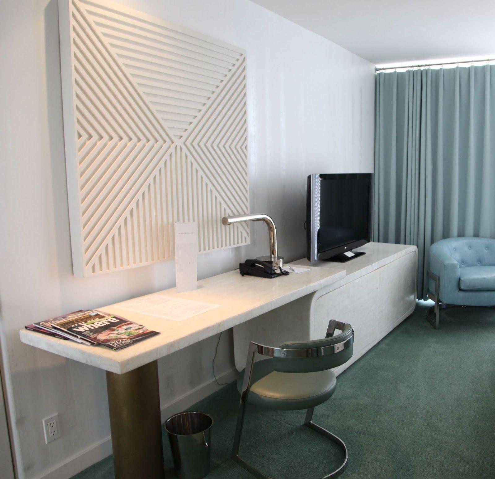Avalon Hotel Beverly Hills Modern Interiors