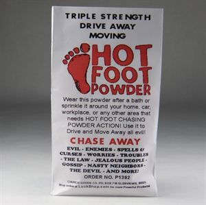 Show details for Triple Strength Hot Foot Powder