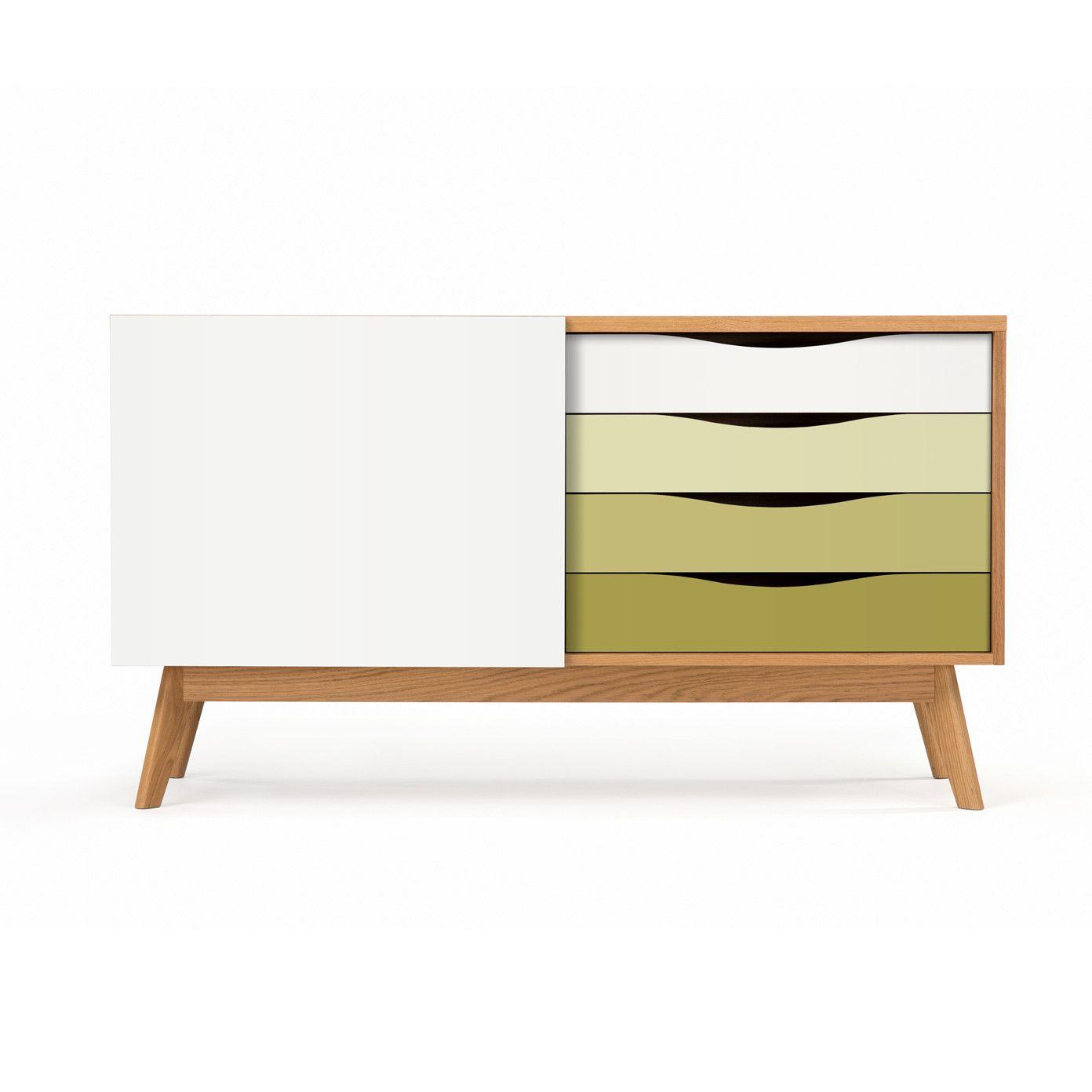 M Bla - Sideboard Avon By Woodman M Bla