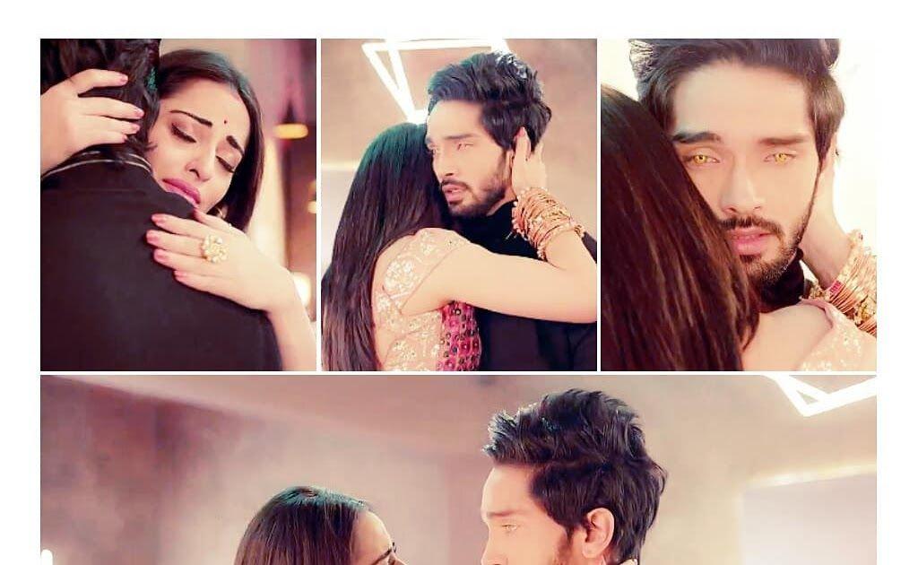 Scene 1 Piya hugs Ansh tightly  Mohana thinks that her love