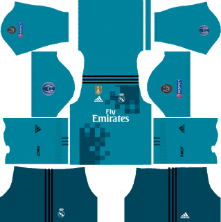 Real Madrid Ucl Kits 2017 2018 Dream League Soccer In 2020 Real Madrid Kit Real Madrid Kit 2017 Real Madrid Home Kit
