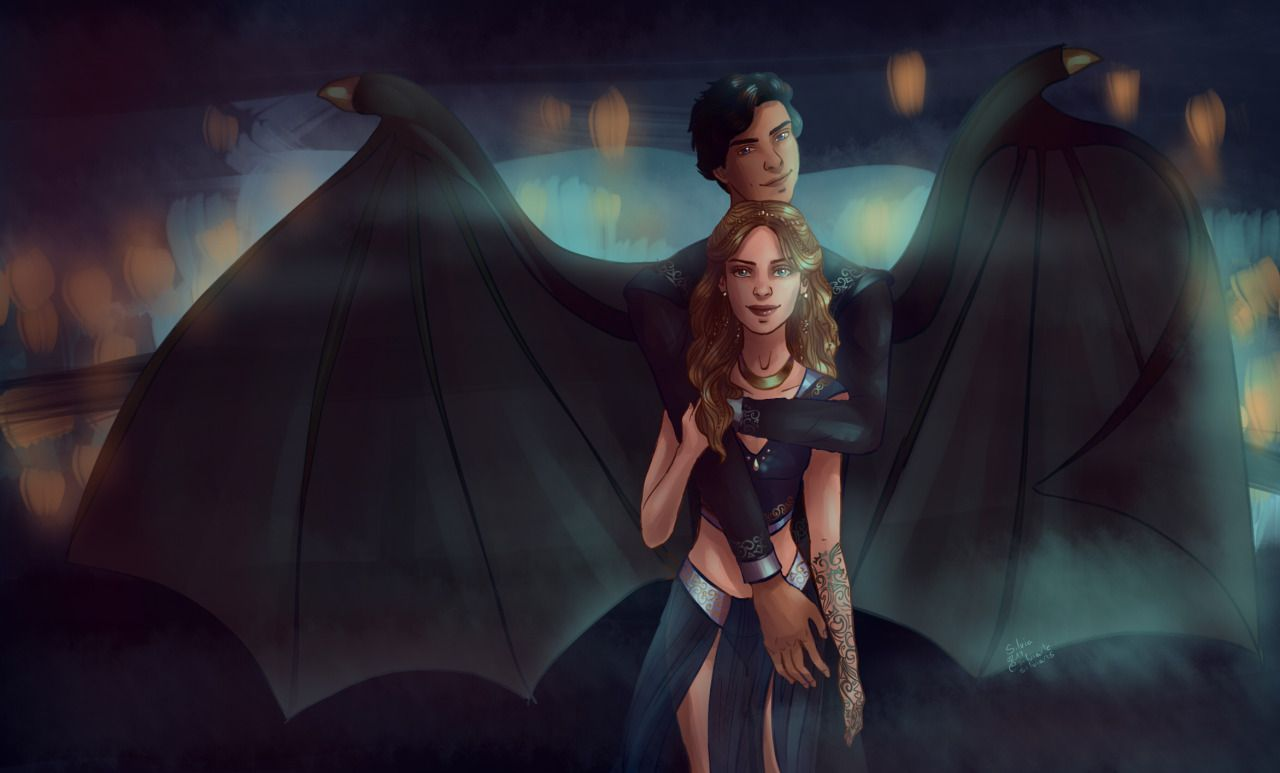 Silviarts Feysand With Images A Court Of Mist And Fury Feyre