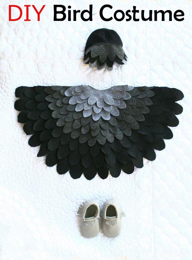 Life Is Beautiful Bird Costume Bird Costume Kids Halloween