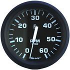 Faria Euro Series Black Tachometer for I/O and I/B. Shipping is Free #Fitness