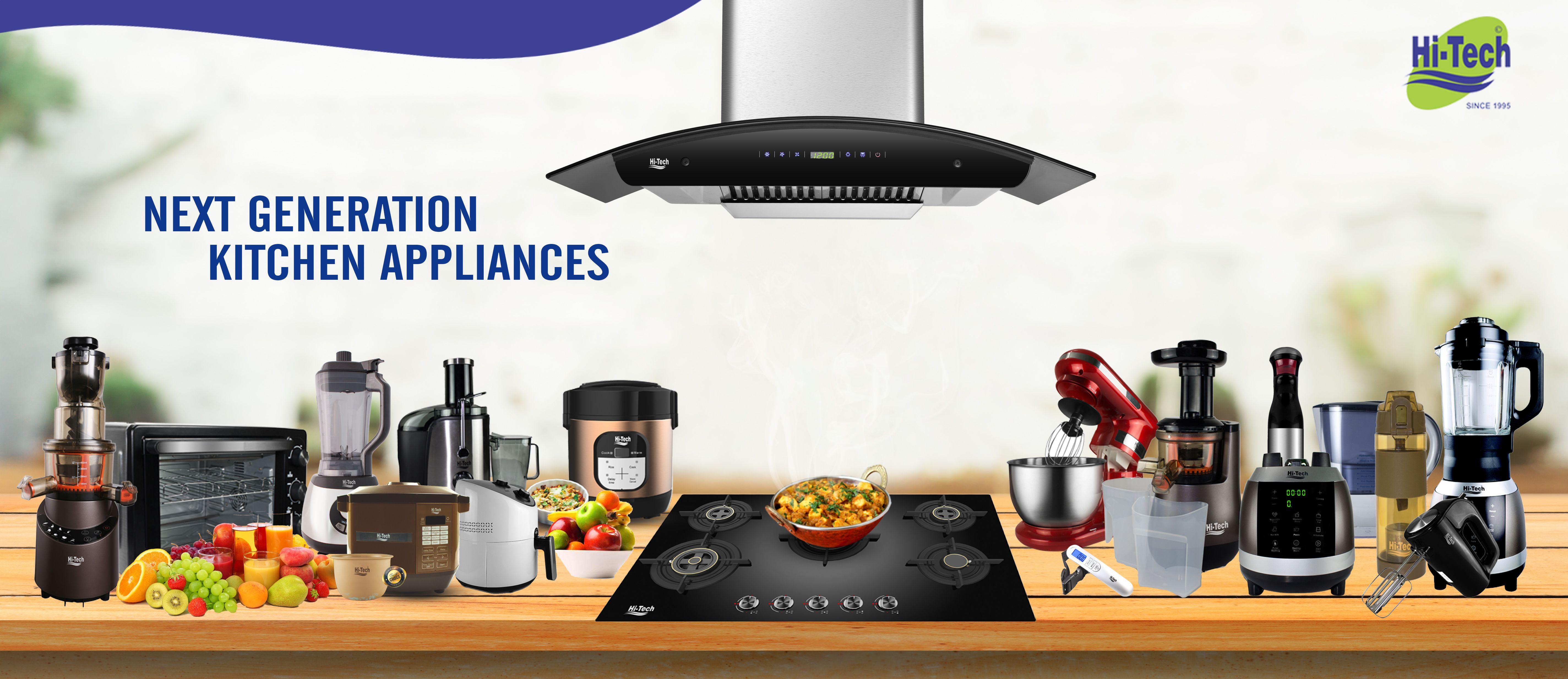 Get A Wide Range Of Cooking Appliances Online Like Multi