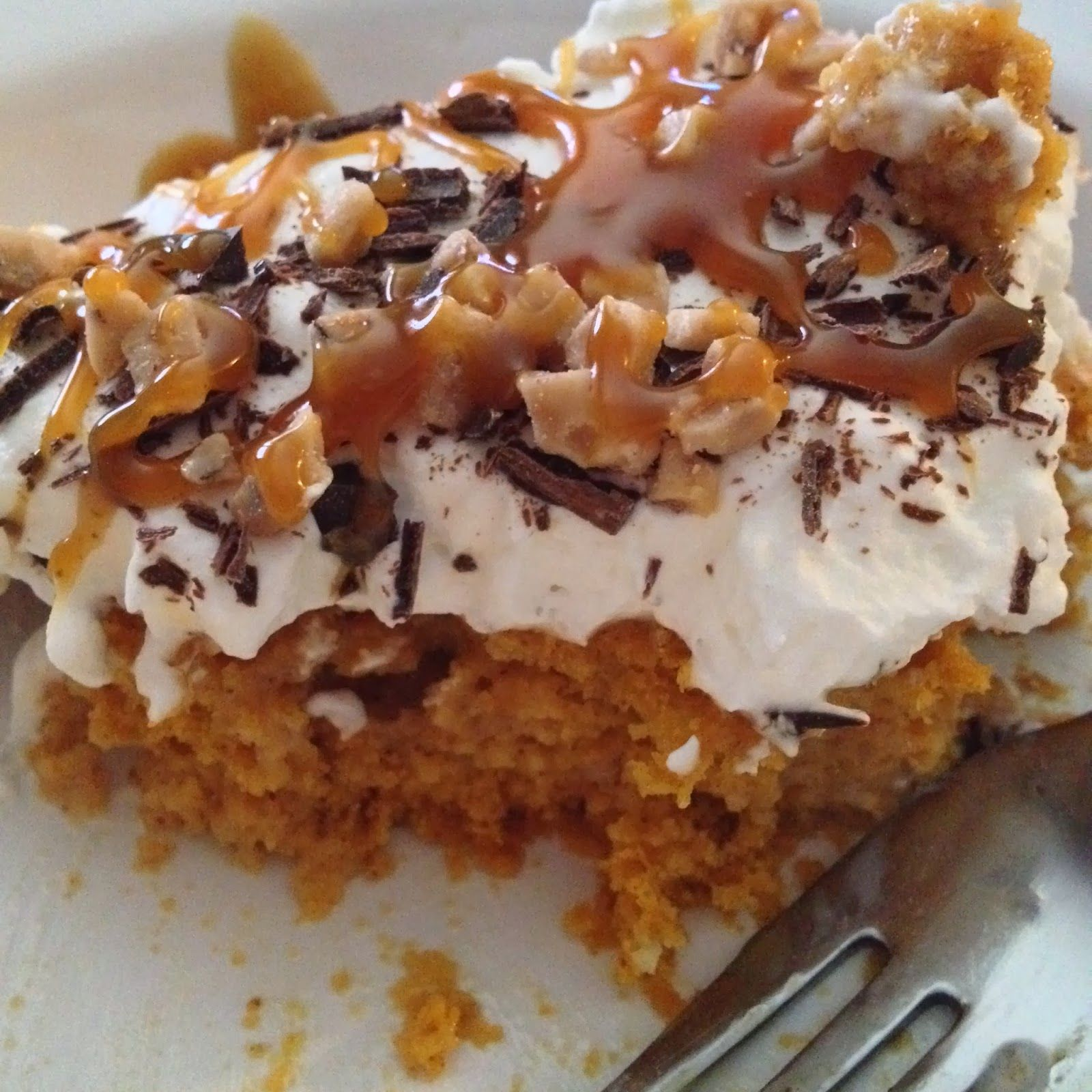 Great Pumpkin Dessert Recipe: LIFE Is Better In PINK: The Best Pumpkin Cake You Will