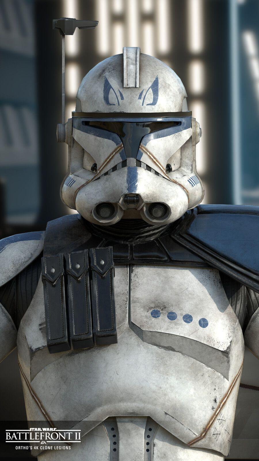 Captain Rex Star Wars Battlefront Ii 2017 Ortho Orthohex Star Wars Clones Ideas Of Star Star Wars Background Star Wars Pictures Star Wars Clone Wars