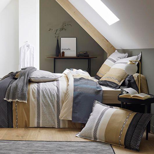 Housse grand lit & 2 c/o