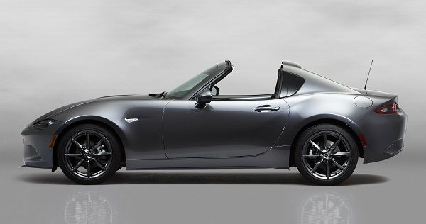 2017 Mazda MX 5 RF Miata Retractable Fastback is Stunning Torque