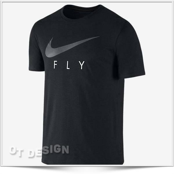 4235598a Jual beli kaos baju distro Nike Fly T Shirt Distro Sport Kaos Lari Run OT  Design