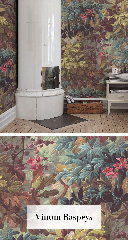 Vinum Raspeys In 2019 Tapetenkollektion Bouquet Pinterest