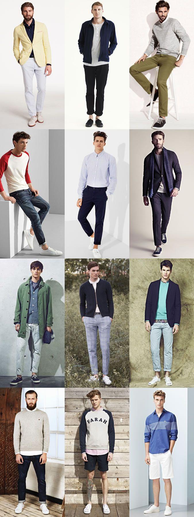 Smart-Casual Sportswear | Mens fashion