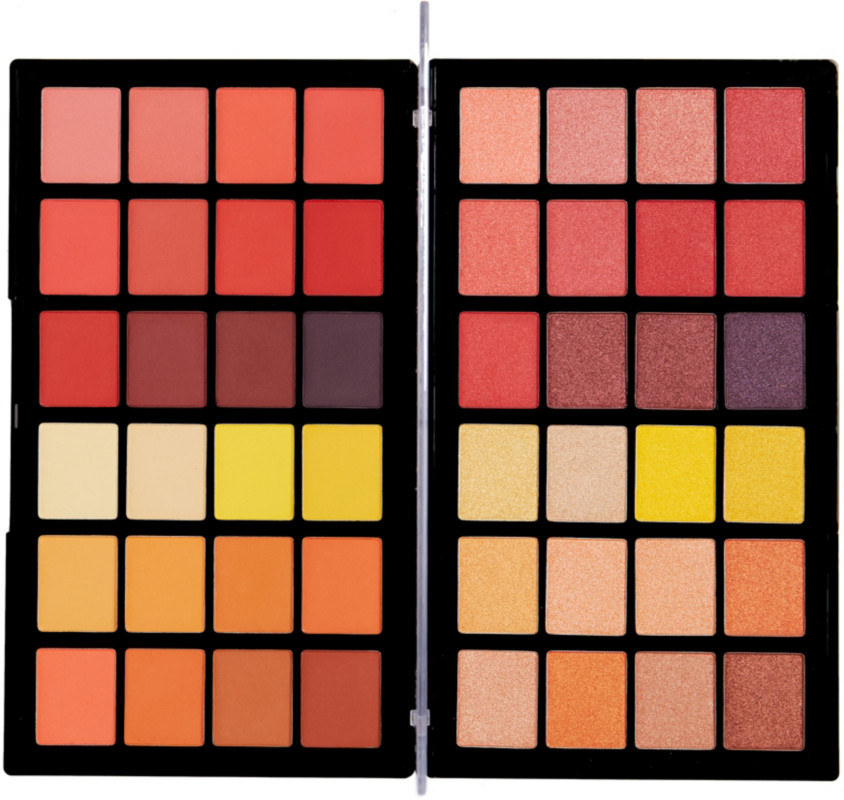 Packed Full Of Pressed Pigment Powders Join The Gang And Become Part Of The Book Club With The Colour Book Sha Shadow Palette Makeup Revolution Loose Pigments