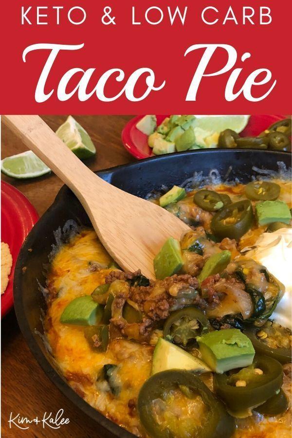 Photo of Keto One Pot Cheesy Taco Skillet Recipe (Ready in 30 Minutes…