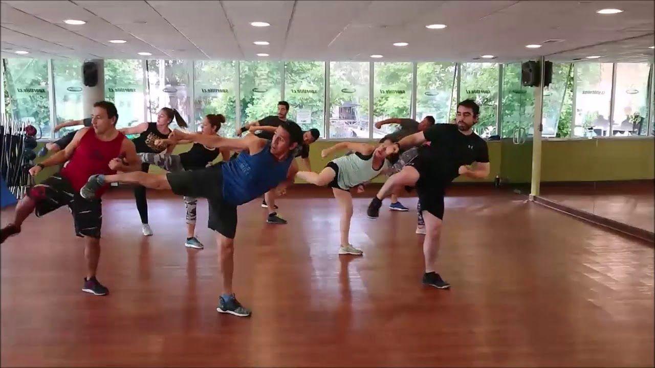 body combat perder peso