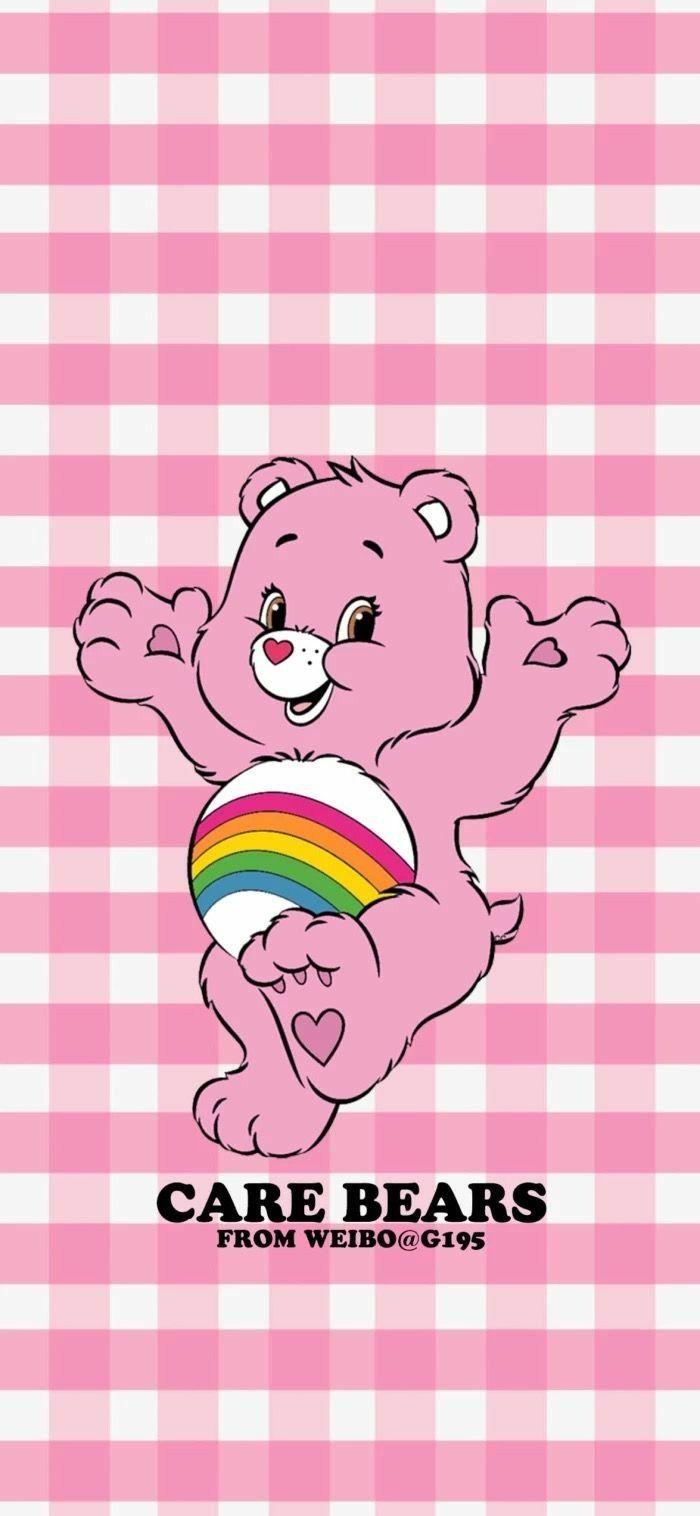 ° Care Bears 귀여운 곰돌이 케어베어 배경화면 모음!